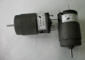 Двигатели постоянного тока